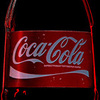 photo of Coca-cola bottle